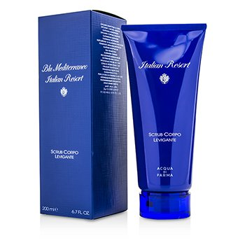 彭瑪之源 Blu Mediterraneo Italian Resort Smoothing Body Scrub  200ml/6.7oz