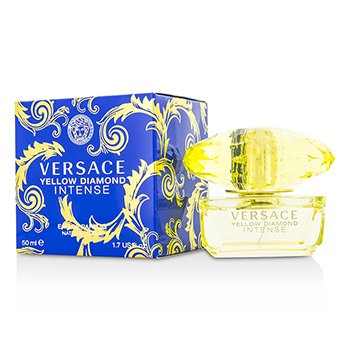 Versace Yellow Diamond Intense Eau De Parfum Spray  50ml/1.7oz
