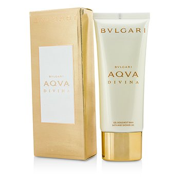 Bvlgari Żel pod prysznic i do kąpieli Aqva Divina Bath & Shower Gel  100ml/3.4oz