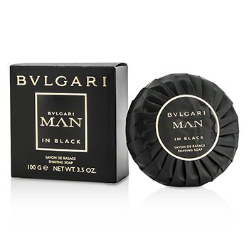 Bvlgari In Black Shaving Soap  100g/3.5oz