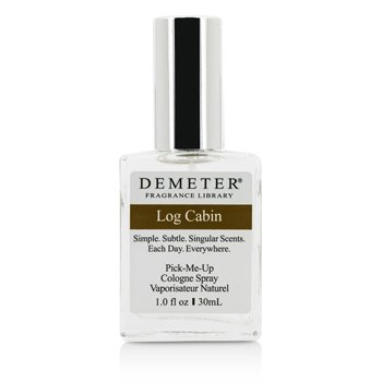Demeter Log Cabin Cologne Spray  30ml/1oz