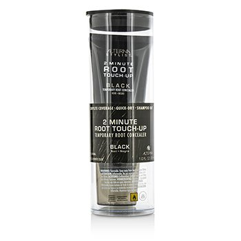 Alterna Stylist 2 Minute Root Touch-Up Corrector Temporario de Raíces - # Negro  30ml/1oz