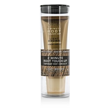Alterna Stylist 2 Minute Root Touch-Up Temporary Root Concealer - # Light Brown  30ml/1oz