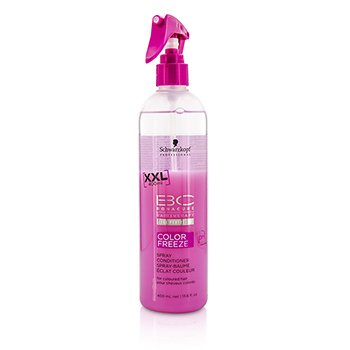 Schwarzkopf BC Color Freeze pH 4.5 Spray Acondicionador (Para Cabello Teñido)  400ml/13.6oz