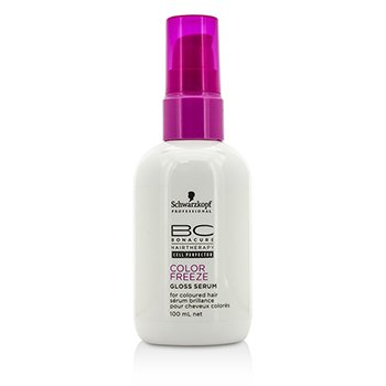 Schwarzkopf BC Color Freeze Gloss Suero (Para Cabello Te�ido)  100ml/3.4oz