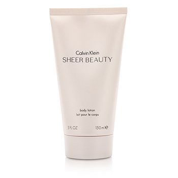 Calvin Klein Sheer Beauty Body Lotion  150ml/5oz