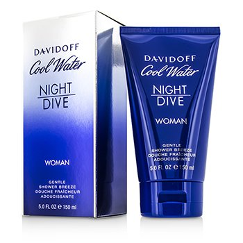 Davidoff Cool Water Night Dive Нежен Душ Гел  150ml/5oz