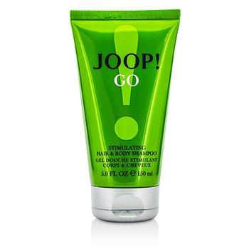 ג'ופ Joop Go שמפו ממריץ לשיער ולגוף  150ml/5oz