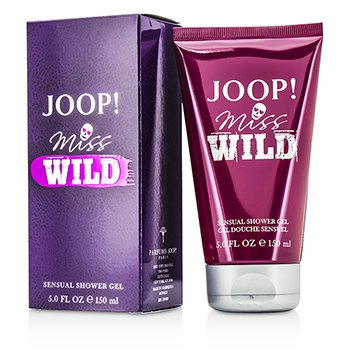 Joop Miss Wild Sensual Gel de Ducha  150ml/5oz
