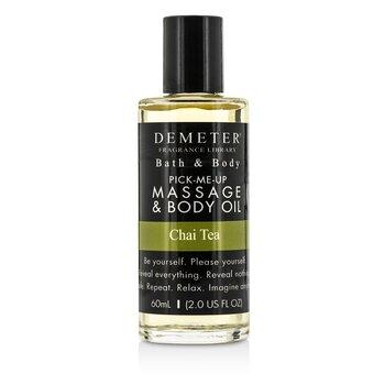 Demeter Chai Tea Aceite Para Cuerpo & Masaje  60ml/2oz