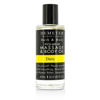 Demeter Daisy Massage & Body Oil  60ml/2oz