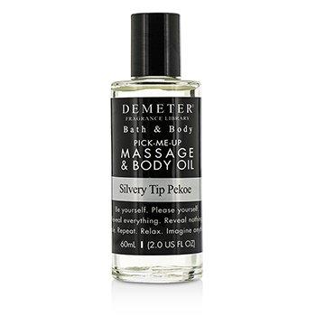 Demeter Silvery Tip Pekoe Tea Massage & Body Oil  60ml/2oz