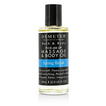 Demeter Spring Break Massage & Body Oil  60ml/2oz