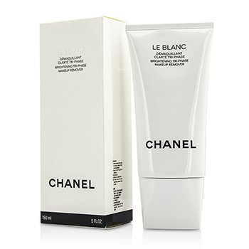 Chanel Le Blanc Brightening Demaquillante Tres Fases  150ml/5oz