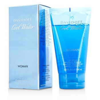 Davidoff Cool Water Нежен Душ Гел   150ml/5oz