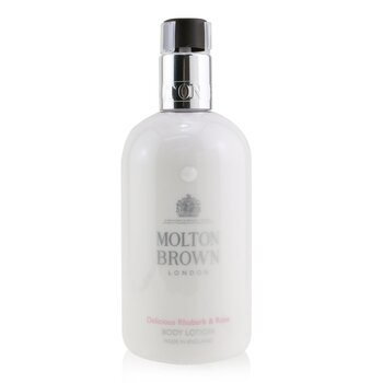 Molton Brown Balsam do ciała Delicious Rhubarb & Rose Body Lotion  300ml/10oz