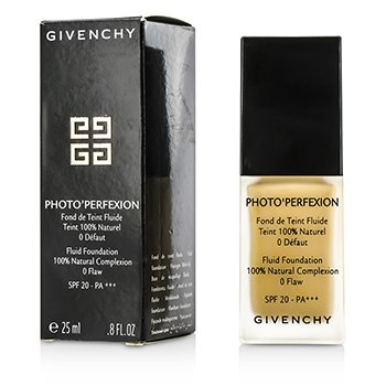 Givenchy Photo Perfexion Fluid Foundation SPF 20 - # 106 Perfect Pecan  25ml/0.8oz