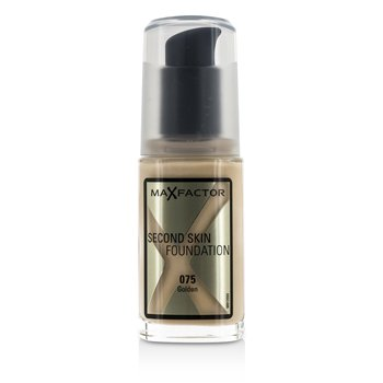 Max Factor Second Skin Base - #075 Golden  30ml/1oz