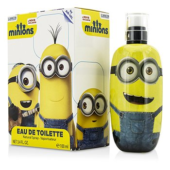 Air Val International Minions Άρωμα EDT Σπρέυ  100ml/3.4oz