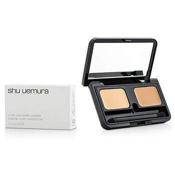 Shu Uemura Multi Concealer Palette - #5YR Light/ 5YR Dark  2x1.2g/0.04oz