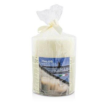Lumen Halos Sicilia Salt Candle - Lilin - Iodio Marino  1400g