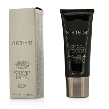 Laura Mercier Silk Creme Base Humectante Edición Foto - #Ecru  30ml/1oz