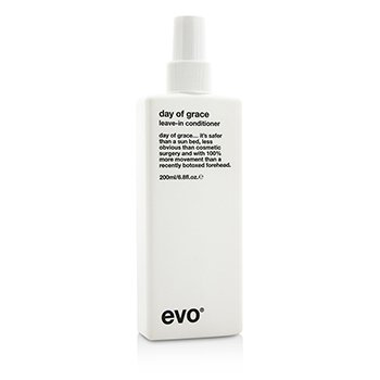 Evo Day Of Grace Leave-In Conditioner (For All Hair Types, Especially Fine Hair)  200ml/6.8oz