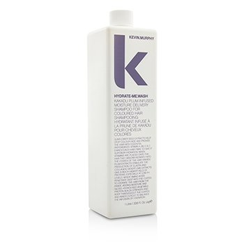 Kevin.Murphy Hydrate-Me.Wash (Kakadu Plum Infused Moisture Delivery Shampoo - For Coloured Hair)  1000ml/33.6oz