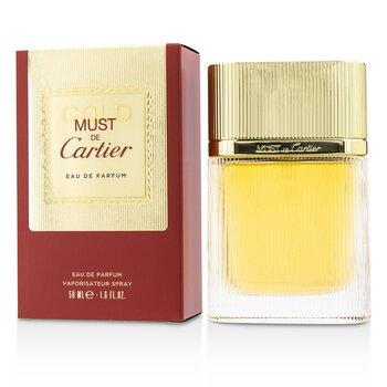 Cartier Must De Cartier Gold Eau De Parfum Spray  50ml/1.6oz
