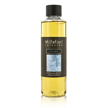 Millefiori Selected Fragrance Diffuser Refill - Icing Sugar  250ml/8.45oz