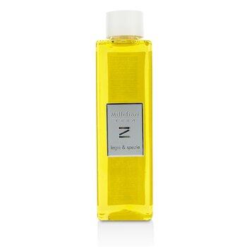 Millefiori Zona Fragrance Diffuser Refill - Legni E Spezie  250ml/8.45oz