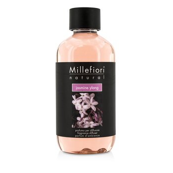 Millefiori Natural Fragrance Diffuser Refill - Jasmine Ylang  250ml/8.45oz