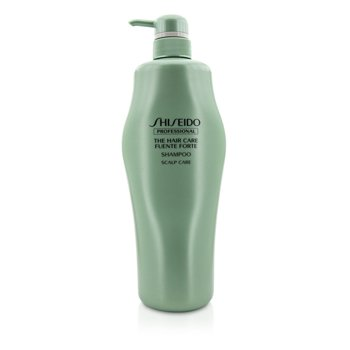 Shiseido The Hair Care Fuente Forte Shampoo (Scalp Care)  1000ml/33.8oz