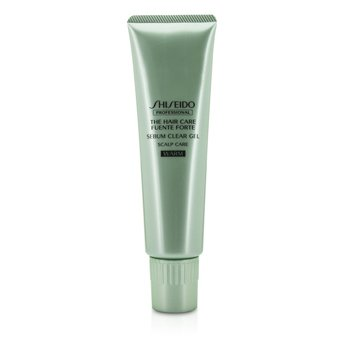 Shiseido The Hair Care Fuente Forte Sebum Clear Gel - # Warm (Scalp Pre-Cleaner)  150g/5oz