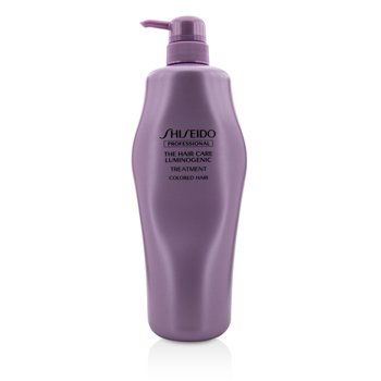 Shiseido The Hair Care Luminogenic Treatment (Colored Hair)  1000g/33.8oz