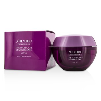 Shiseido The Hair Care Luminogenic Mask (Colored Hair)  200g/6.7oz
