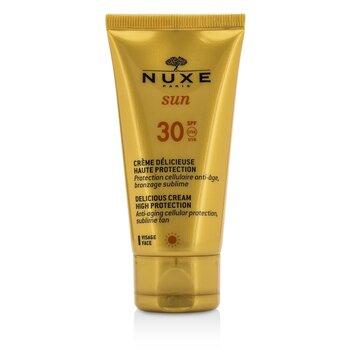 Nuxe Nuxe Sun Crema Alta Protección para Rostro SPF 30  50ml/1.5oz