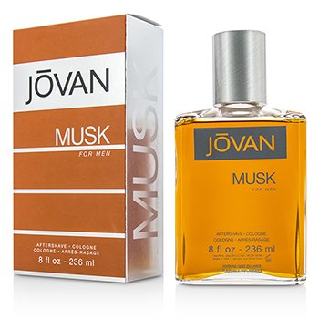 Jovan Musk After Shave Lotion  236ml/8oz