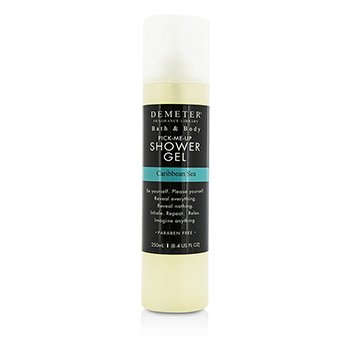 Demeter Caribbean Sea Gel de Duș  250ml/8.4oz