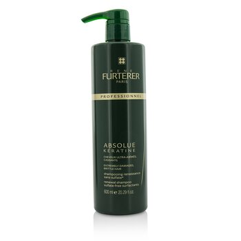 Rene Furterer Absolue Keratine Renewal Shampoo  600ml/20.29oz