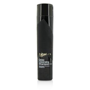 标签M  Deep Cleansing Shampoo (Removes Excess Oils and Product Residual Build-Up)  300ml/10oz