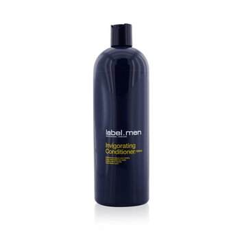 Label.M Odżywka do włosów Men's Invigorating Conditioner (Restores Moisture and Vitality, Tones and Balances Scalp, Healthy Shiny Results)  1000ml/33.8oz