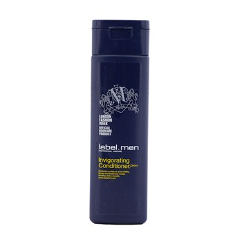Label.M คอนดิชั่นเนอร์ Men's Invigorating Conditioner (Restores Moisture and Vitality, Tones and Balances Scalp, Healthy Shiny Results)  250ml/8.4oz