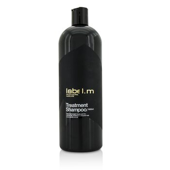 标签M  Treatment Shampoo (Daily Lightweight Treatment For Chemically Treated or Coloured Hair)  1000ml/33.8oz
