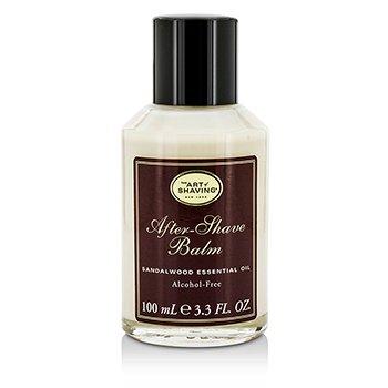 The Art Of Shaving Bálsamo Para Después De Afeitar - Aceite Esencial De Sándalo (Sin Caja)  100ml/3.3oz