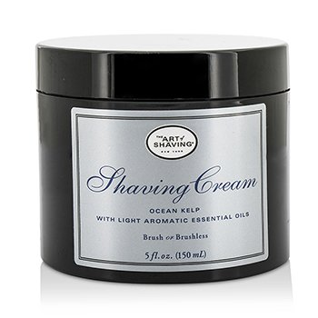 The Art Of Shaving Crema De Afeitar - Ocean Kelp (Sin Caja)  150ml/5oz
