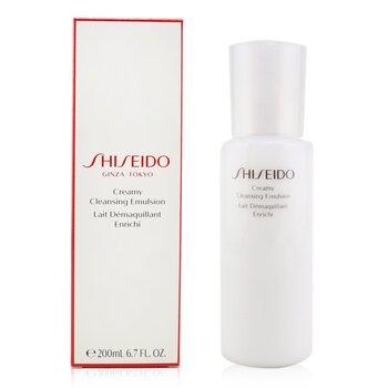 Shiseido Emulsión Limpiadora Cremosa  200ml/6.7oz