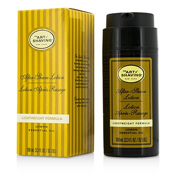 The Art Of Shaving After Shave Lotion - Lemon (For Normal to Oily Skin)  100ml/3.3oz