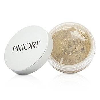 Priori Mineral Skincare SPF25 - #Shade 2 (Fair, Light & Celtic Skin Tones, Slight Yellow Base/ Undertone)  6.5g/0.23oz