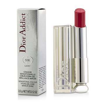 Christian Dior Dior Addict Hydra Gel Core Mirror Shine Lipstick - #536 Lucky  3.5g/0.12oz